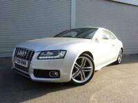 GOOD AND BAD CREDIT CAR FINANCE AVAILABLE AUDI A5 4.2 S5 FSI QUATTRO 3D AUTO