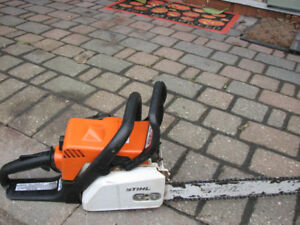 stihl 170 ms chainsaw