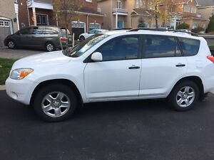 2008 Toyota RAV4, All wheel drive SUV