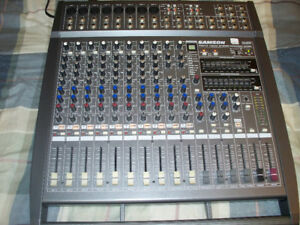 Samson - TXM16  Powered Mixer