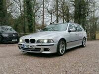 2002 BMW 5 Series 530D SPORT TOURING E39 FACELIFT HIGH SPEC Auto Estate Diesel A