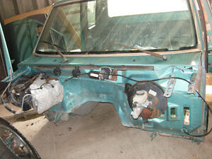 1995 Extended cab CAB F150 F250 F350 solid floorpans Cambridge Kitchener Area image 2