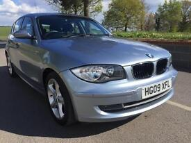 2009 BMW 116i AUTO 2009 Sport, 1 Owner, Full History, Low Miles