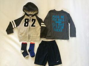 Boys Clothes - SPORTY KIT - Size 4/5
