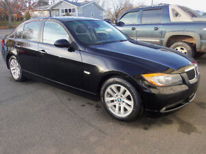 2007 BMW 328 XI AWD !! FOR SALE OR TRADE ! HEATED LEATHER !!