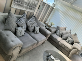 Verona 2 & 3 seater sofas ( 6 months old )