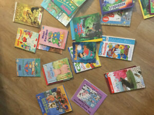 Over 50 toddler/ children books