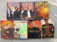 CSI: Miami Saisons / Seasons 1,2,3,4,5,6,7