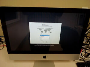iMac Core i3 3.2 GHz 21.5-Inch (Mid-2010)