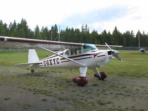 Luscombe 8F High Performance Lycoming PowerEd Airplane Williams Lake Cariboo Area image 1