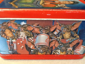 1984 GREMLINS METAL LUNCH BOX WITH THERMOS London Ontario image 5