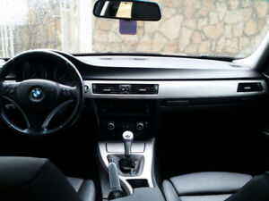 2007 BMW 3-Series 328xi Sedan manual