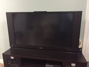 Oldie but a goodie! HD projection TV Cambridge Kitchener Area image 1