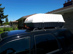 Large Capacity Roof Rack Cargo Carrier