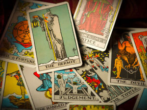 Tarot Card readings for events or personal counselling