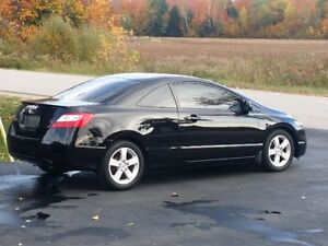Very Clean No Rust 2007 Honda Civic Coupe
