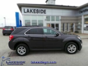 2016 Chevrolet Equinox LT  - one owner - local - trade-in - non-