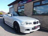 2002 BMW 320I COVERTIBLE M SPORT CONVERTIBLE PETROL