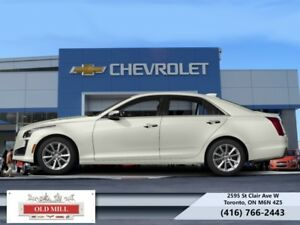 2018 Cadillac CTS BRAND NEW***AWD, Luxury ***