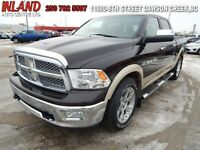 2011 Dodge Ram 1500 4WHDR  DVD,Nav,3.92 Rear Axle,Cooled Seats