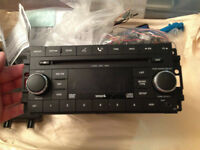 6 Disc CD Changer Stereo