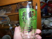 1939 souvenir Glass King Queen visit to Canada