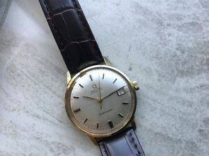 IMMACULATE VINTAGE OMEGA SEAMASTER MEN'S WATCH