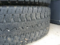 4 / 20in tires for sale
