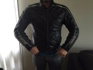 Size 52 Dainese Jacket. Made in Italy
