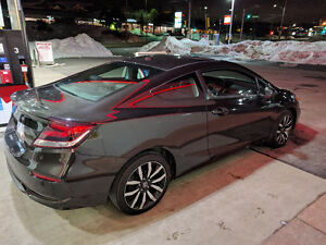 2014 Honda Civic Exl Coupe (2 door)
