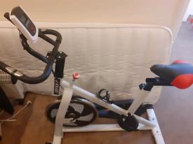New Spinning bike