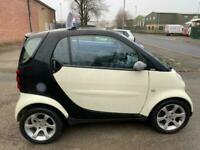 2006 smart fortwo 0.7 City Pulse 3dr Hatchback Petrol Automatic