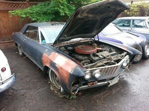 1964 Buick Riviera Project Car - $4500 - must sell need the room