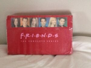 FRIENDS complete DVD set brand new sealed