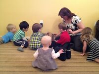 Music Classes for Babies and Toddlers & Pre-school children