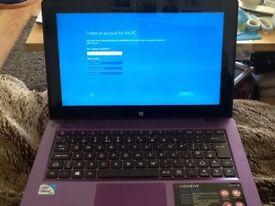 Advent notebook laptop