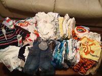 Baby Clothes 0-3 months. Large bundle 75 items! Bargain!