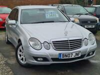 2007 Mercedes-Benz E Class E200k Classic 1.8 Auto Saloon Petrol Automatic