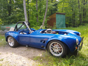 427 SC Shelby cobra replica