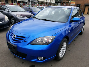 2005 Mazda Mazda 3 Certified and etested 3999