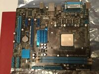 AMD Six core cpu and motherboard
