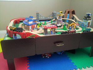 Imaginarium Train Table!