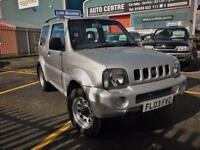 SUZUKI JIMNY 4X4 JLX NICE MILEAGE VERY CLEAN NEW SERVICE LONG MOT TOW BAR VGC