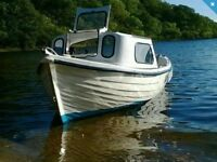 Wanted fishing boat and trailer 16 to 18ft