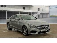 Mercedes-Benz 3.0 CLS350 CDi BlueTEC AMG Line Coupe 4dr Diesel G-Tronic+ (s/s) (
