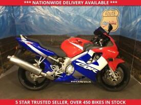 HONDA CBR600F CBR 600 F1 GENUINE LOW MILEAGE MOT 06/18 2002 52