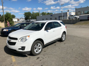 2011 Chevrolet Equinox Clean car prof beau SUV, Crossover
