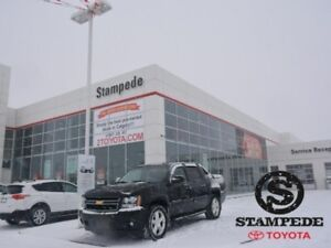 2011 Chevrolet Avalanche 4WD CREW CAB LT W/1SB LEATHER AND SUNRO