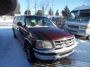 1997 Ford E-150 Pickup Truck - Club Cab with Box Liner