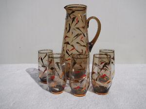 Vintage pitcher sets